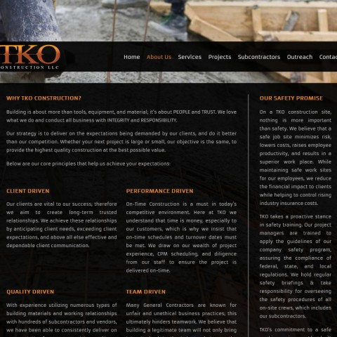 TKO Contstruction