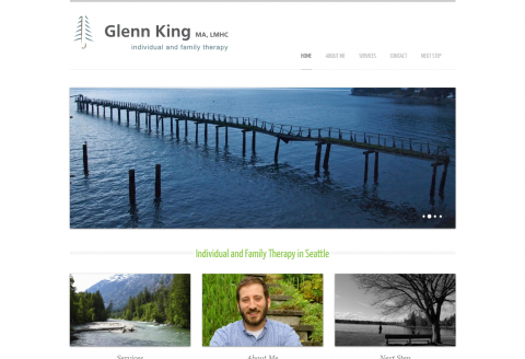 Glenn King Counseling