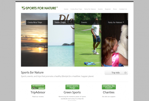 Sports for Nature
